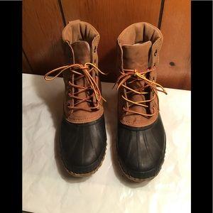 Sorel Handcrafted waterproof rain/snow boots
